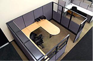 remanufactured level desks